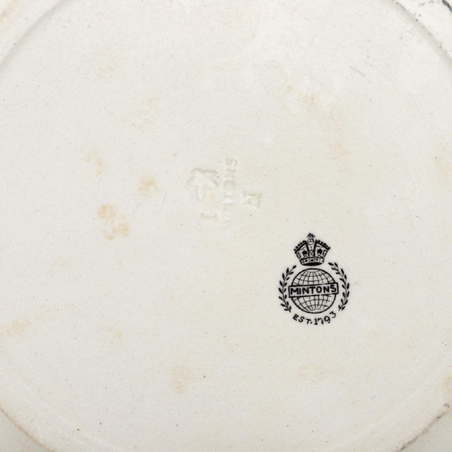 RMS CARPATHIA, SALVAGED THIRD CLASS BOWL WITH LOGO - Image 4 of 5