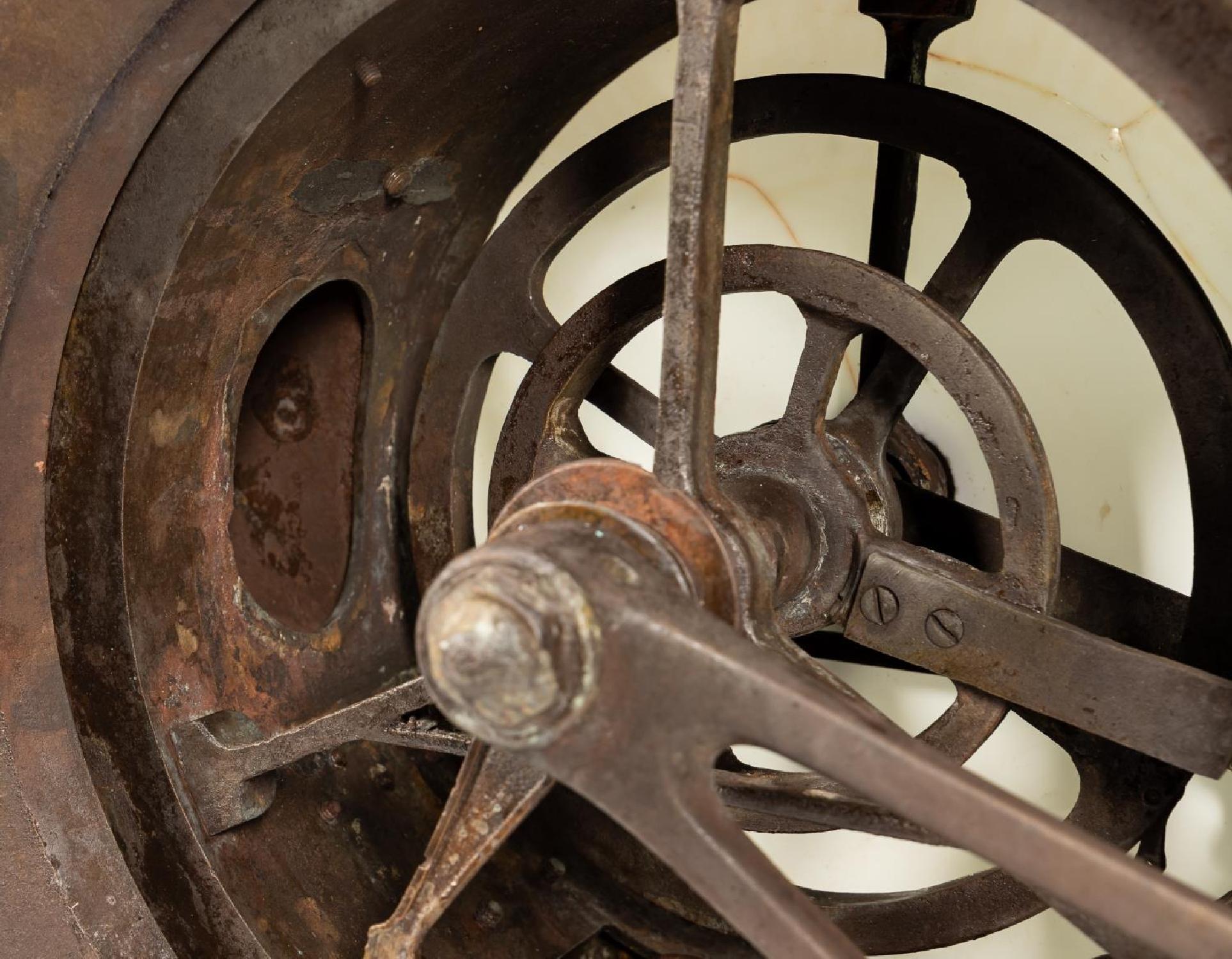 RMS CARPATHIA, SALVAGED ENGINE ORDER TELEGRAPH - Image 9 of 10