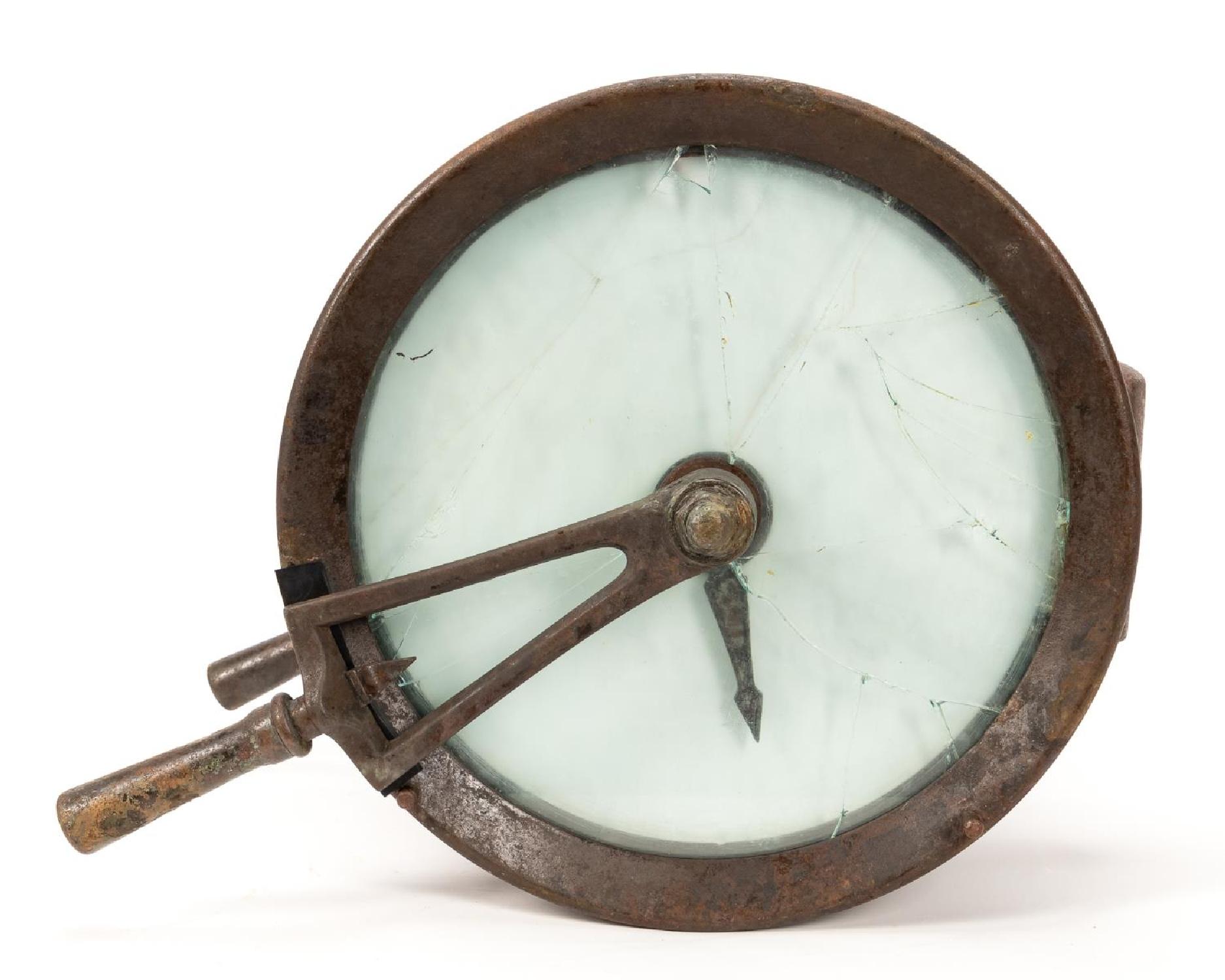 RMS CARPATHIA, SALVAGED ENGINE ORDER TELEGRAPH