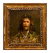 DAVID LEFFEL, PORTRAIT OF SEAMUS BERKELEY