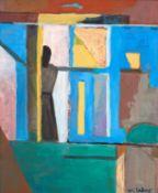 Wolfgang Leber – Farbfenster. 1994.