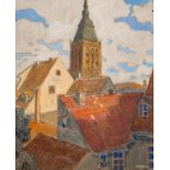 Helene Dolberg – Jakobikirche Rostock. o. J.
