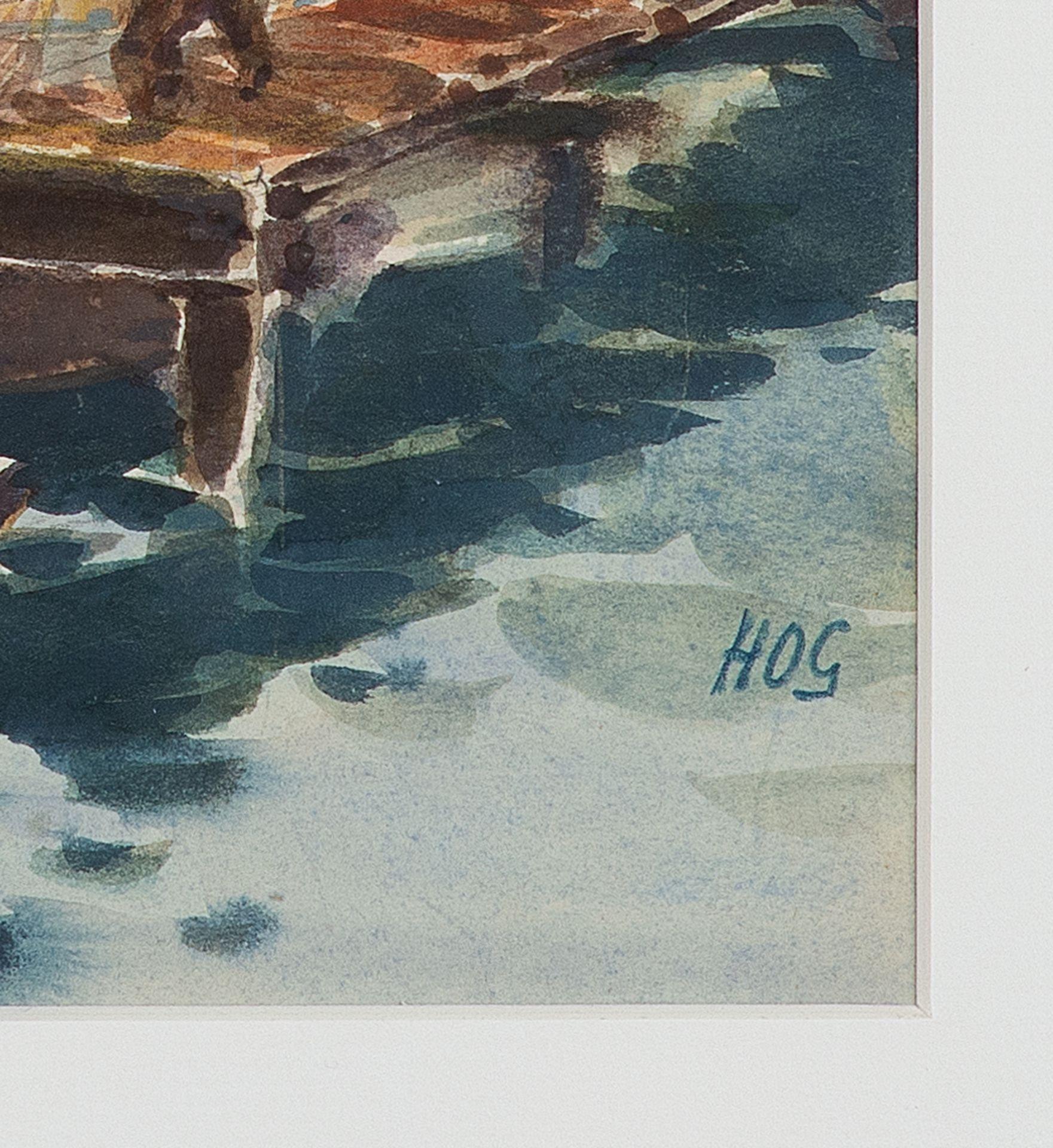 Hans–Otto Gehrcke – Stralsund. 1960er Jahre. - Image 4 of 4