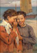 Berthold Genzmer – Kurische Mädchen.