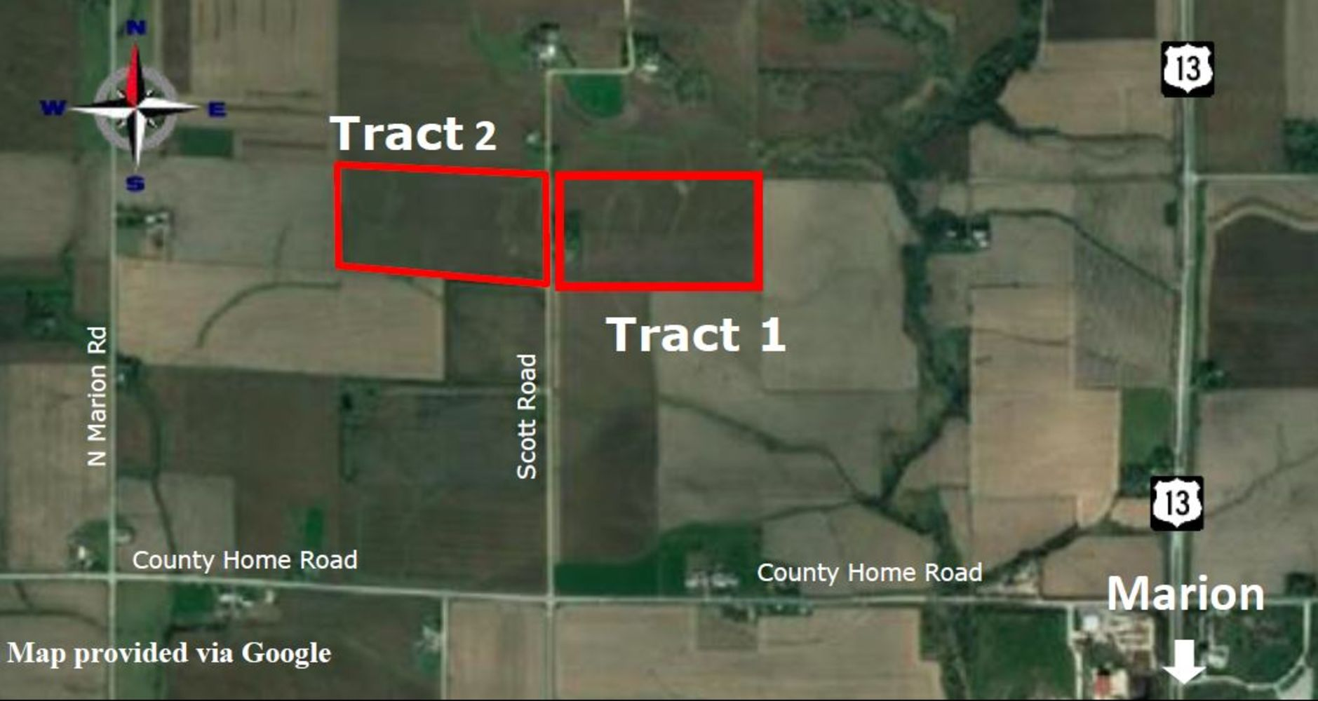 Farmland Auction In partnership with Agri-Management Services