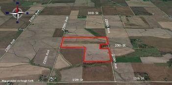 115 A M/L Jones County Farm Land