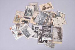 France. Symboles inter-armes, affiches, dessinateurs, allégories, reproductions photographiques de l