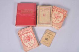 Divers : Les livres roses pour la jeunesse. Guerre de 1914-1918. En 24 fascicules en coffrage et 9 s