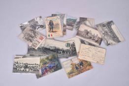 France. Infanterie de ligne et chasseurs alpins, Fayolle, mitrailleurs, la Marne, cyclistes, uniform