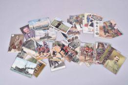 Angleterre. Personnalités, uniformes, tranchée, défilé, troupes indiennes et écossaises, marine de g
