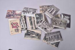 France. Drapeaux pris aux Allemands, trophées de guerre, canons, avions, prisonniers…(32 cartes) 7 e