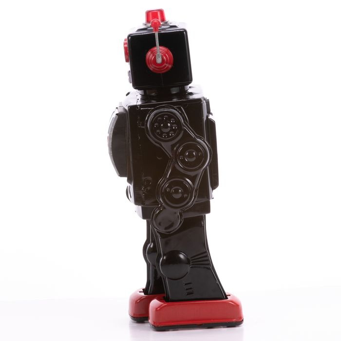Battery Operated Tinplate Space Robot - Image 4 of 7