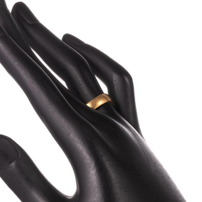 22ct Gold Wedding Band Ring - Image 2 of 5