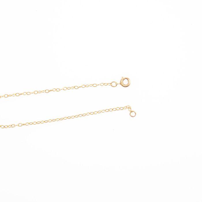 18K Gold Art Nouveau Aquamarine Pendant - Image 5 of 6