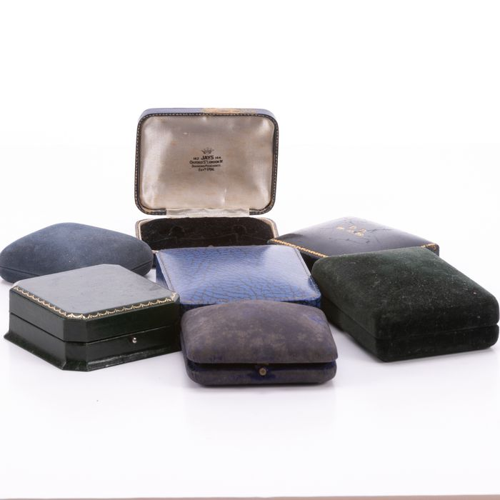 Antique & Vintage Jewellery Boxes - Image 7 of 8