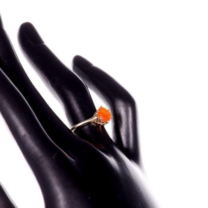 10K Gold Sunset Opal Ring - Image 2 of 6