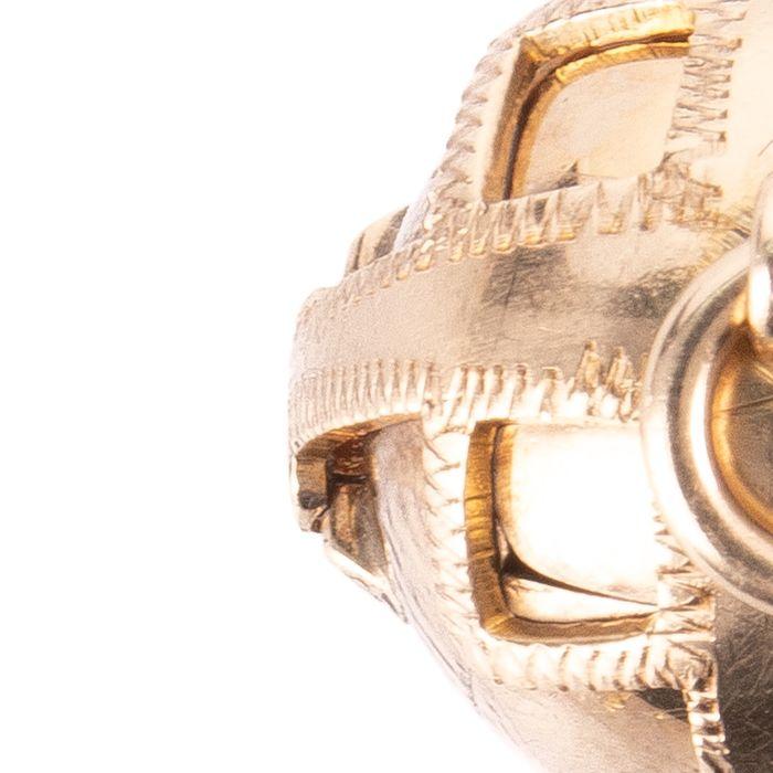 Gilt Masonic Orb Pendant - Image 6 of 7