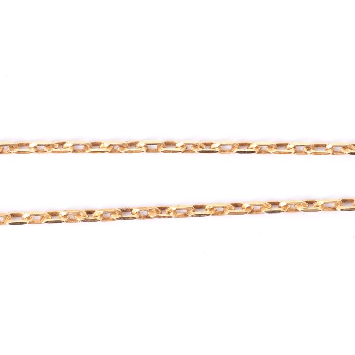 9ct Gold Necklace - Image 2 of 5