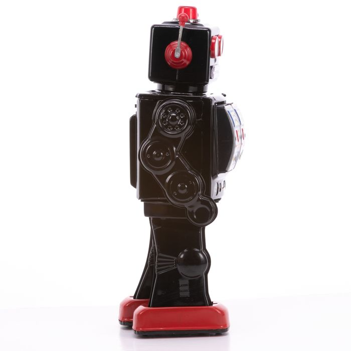 Battery Operated Tinplate Space Robot - Image 6 of 7