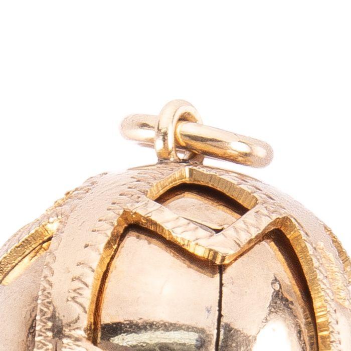 Gilt Masonic Orb Pendant - Image 4 of 7