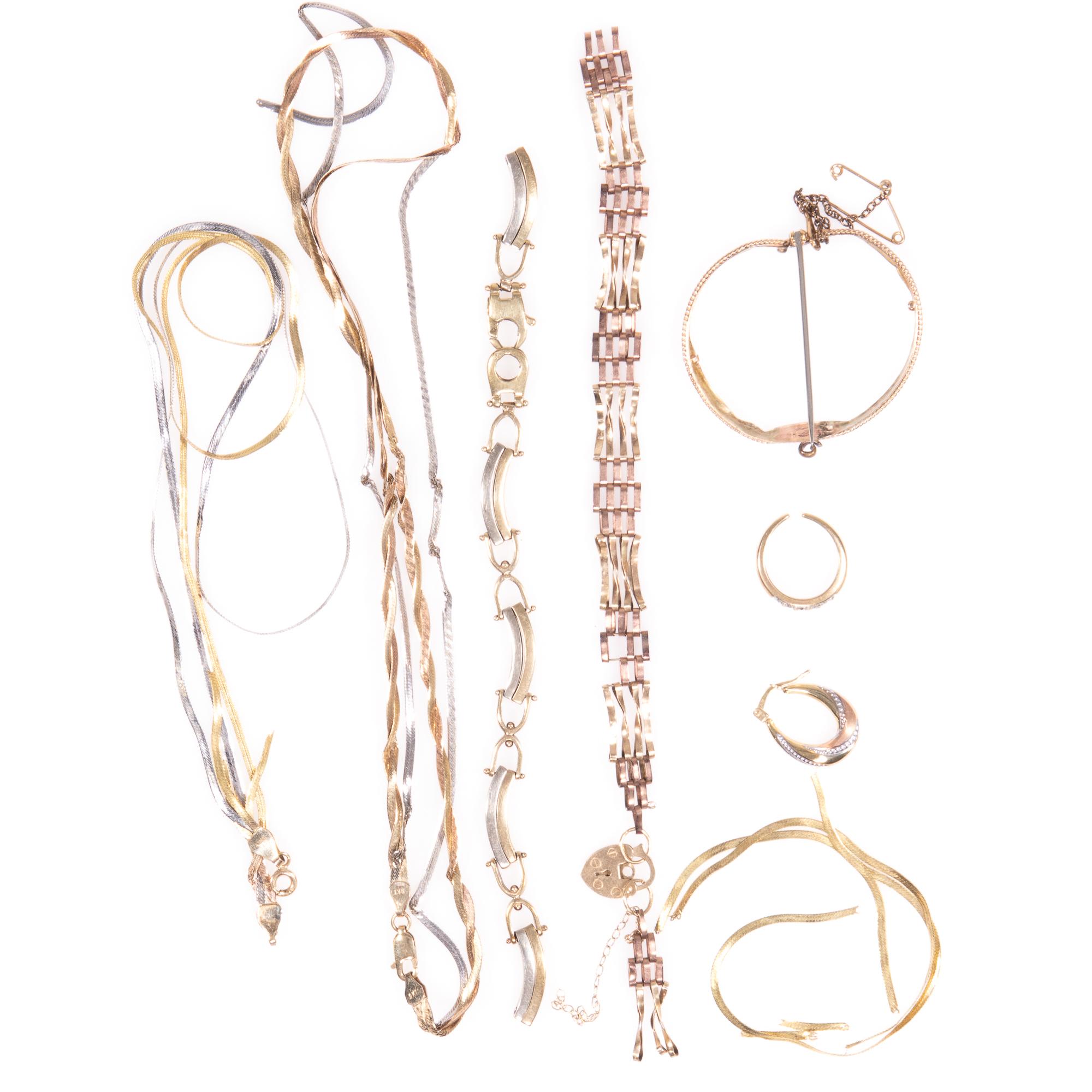 26 grams Scrap Gold Jewellery - Image 4 of 6