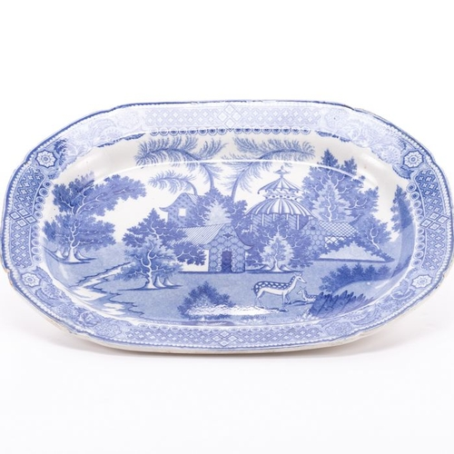 Chinese Export Dish 19thC - Image 2 of 3