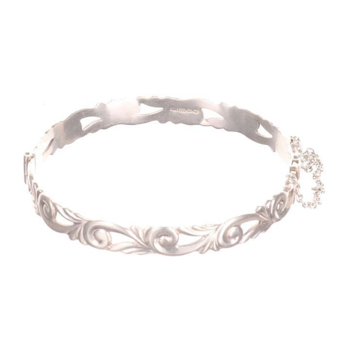 Silver Bracelet - Image 3 of 5