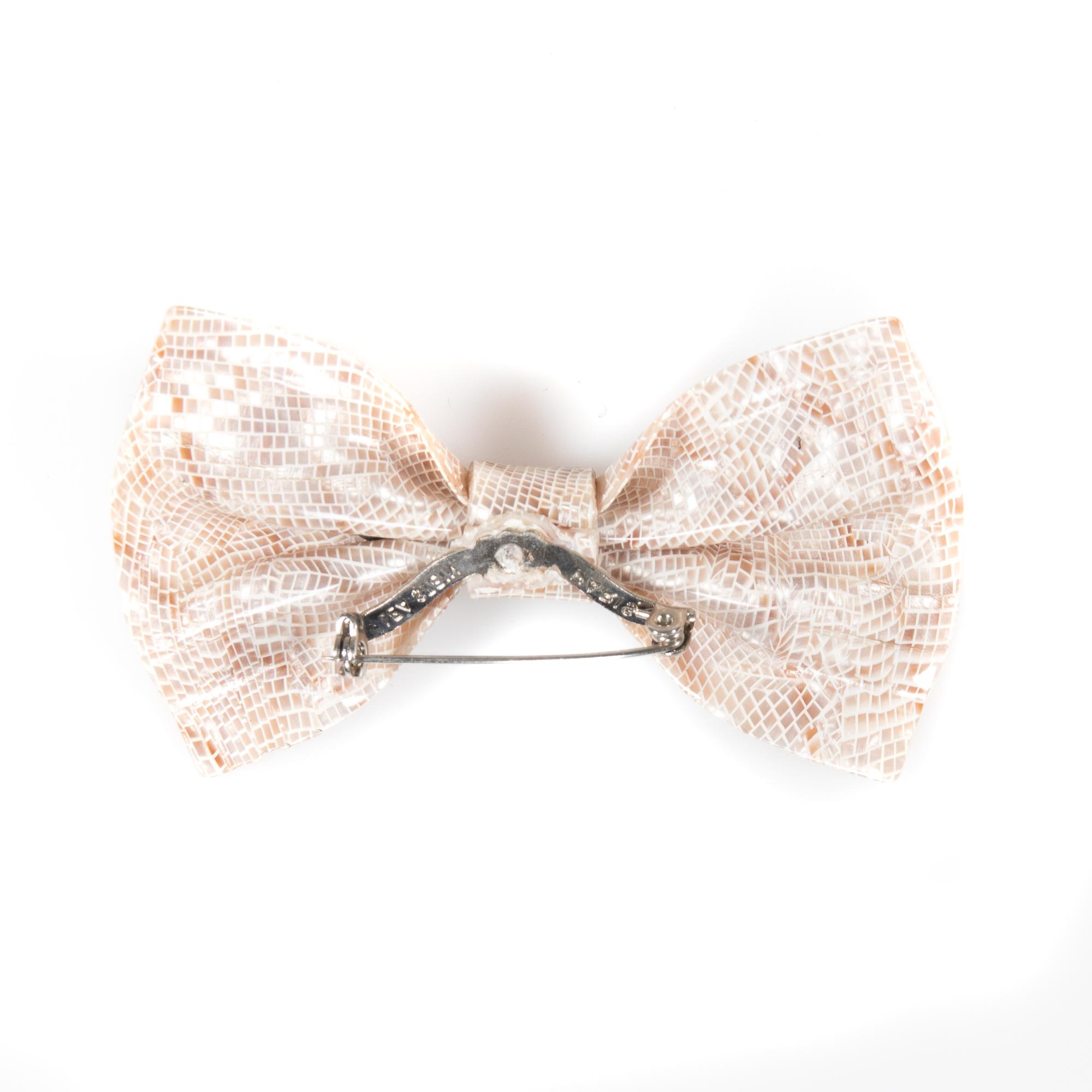 Lea Stein Signed Paris Bakelite Designer Brooch - Image 5 of 6