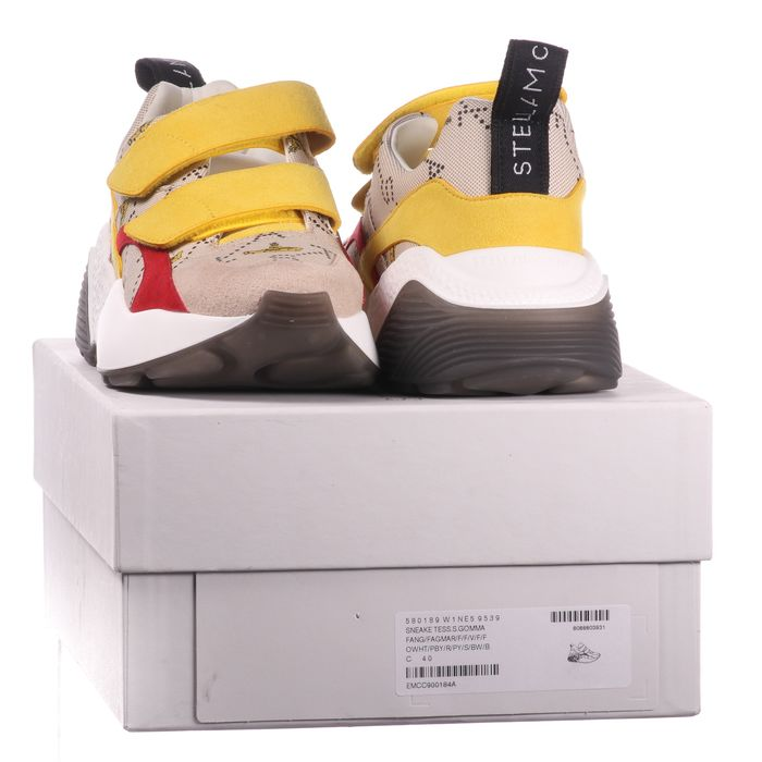 """Stella McCartney - Eclypse Yellow Submarine - Beatles """"All Together Now"""" Collection - Sneakers - Siz - Image 3 of 9"""