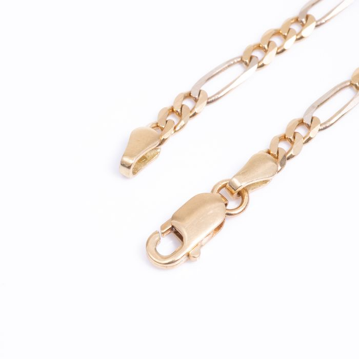 18ct Gold Necklace - Image 2 of 5