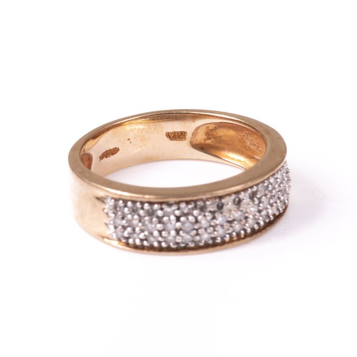 9ct Gold 0.40ct Diamond Ring - Image 7 of 7