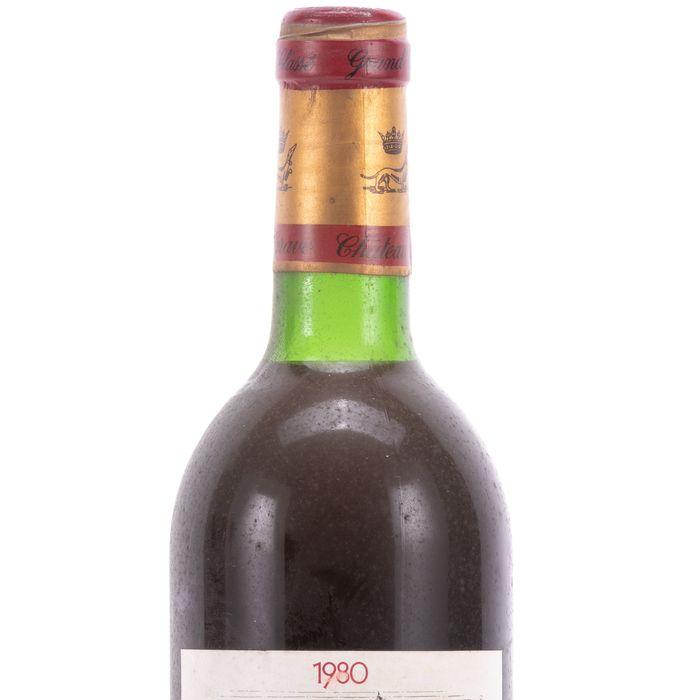 Chateau Belgrave 1980 Wine - Haut-Médoc - 1 Bottle (0.75L) - Image 3 of 3