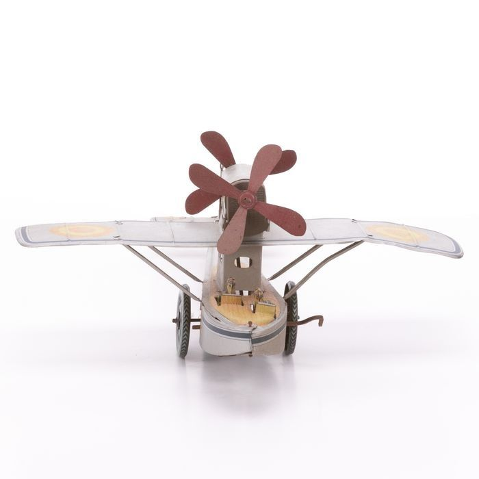 Cable Balon Wind-up Tinplate Plane - Image 6 of 6