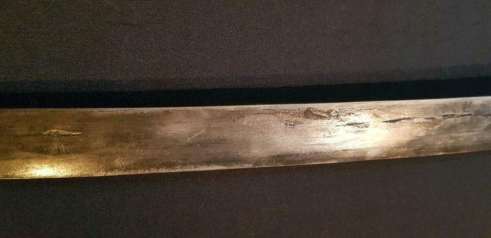 XIII Carved Bone Japanese Wakizashi Katana Edo Period ???? - Image 10 of 10