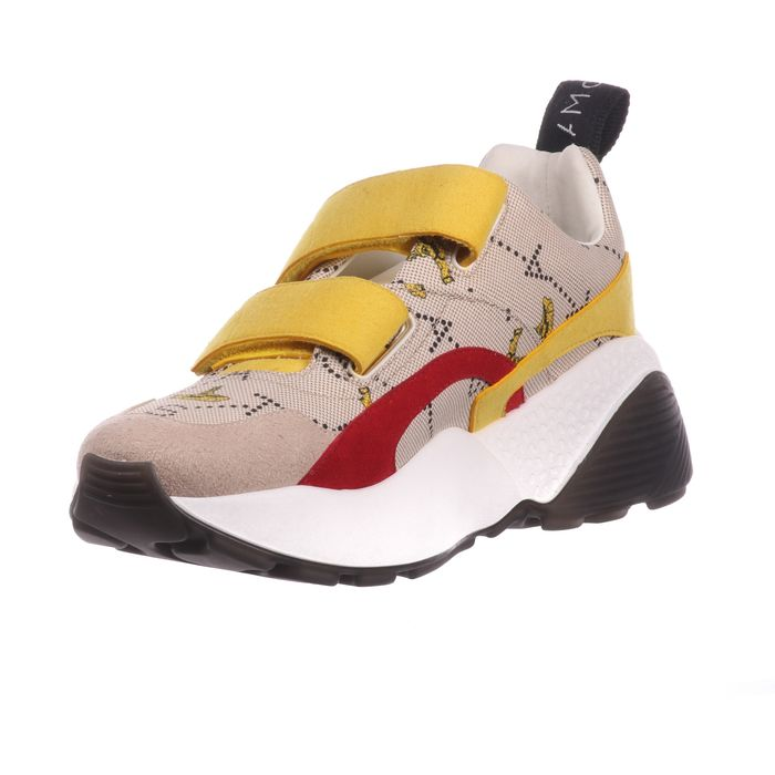 """Stella McCartney - Eclypse Yellow Submarine - Beatles """"All Together Now"""" Collection - Sneakers - Siz - Image 8 of 9"""