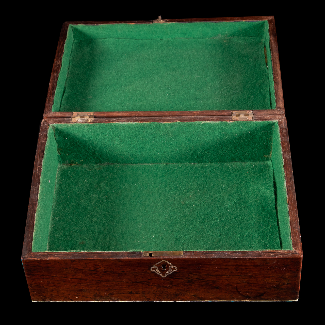 Jewellery Box with Mother of Pearl Inlay - Image 5 of 5