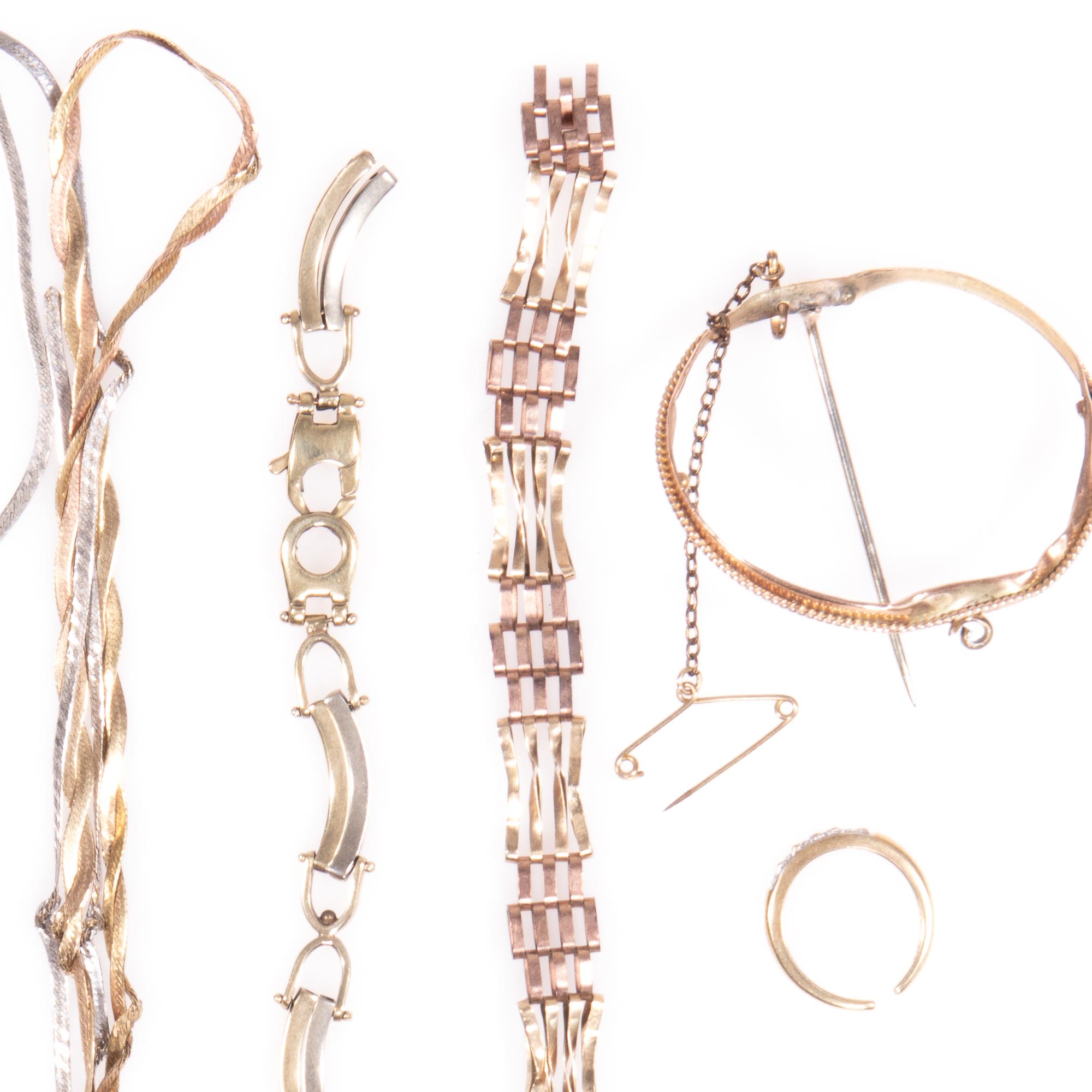26 grams Scrap Gold Jewellery - Image 3 of 6