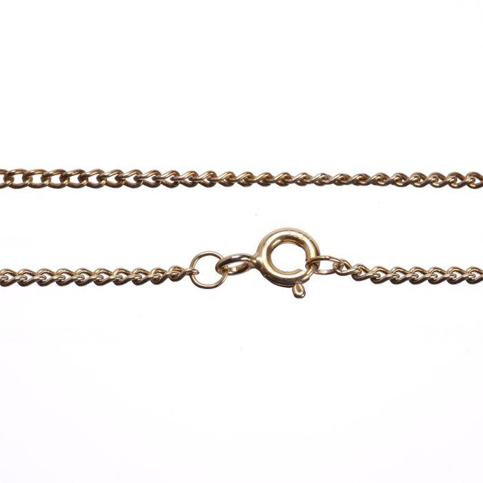 Gilt Opal Pendant Necklace - Image 5 of 5