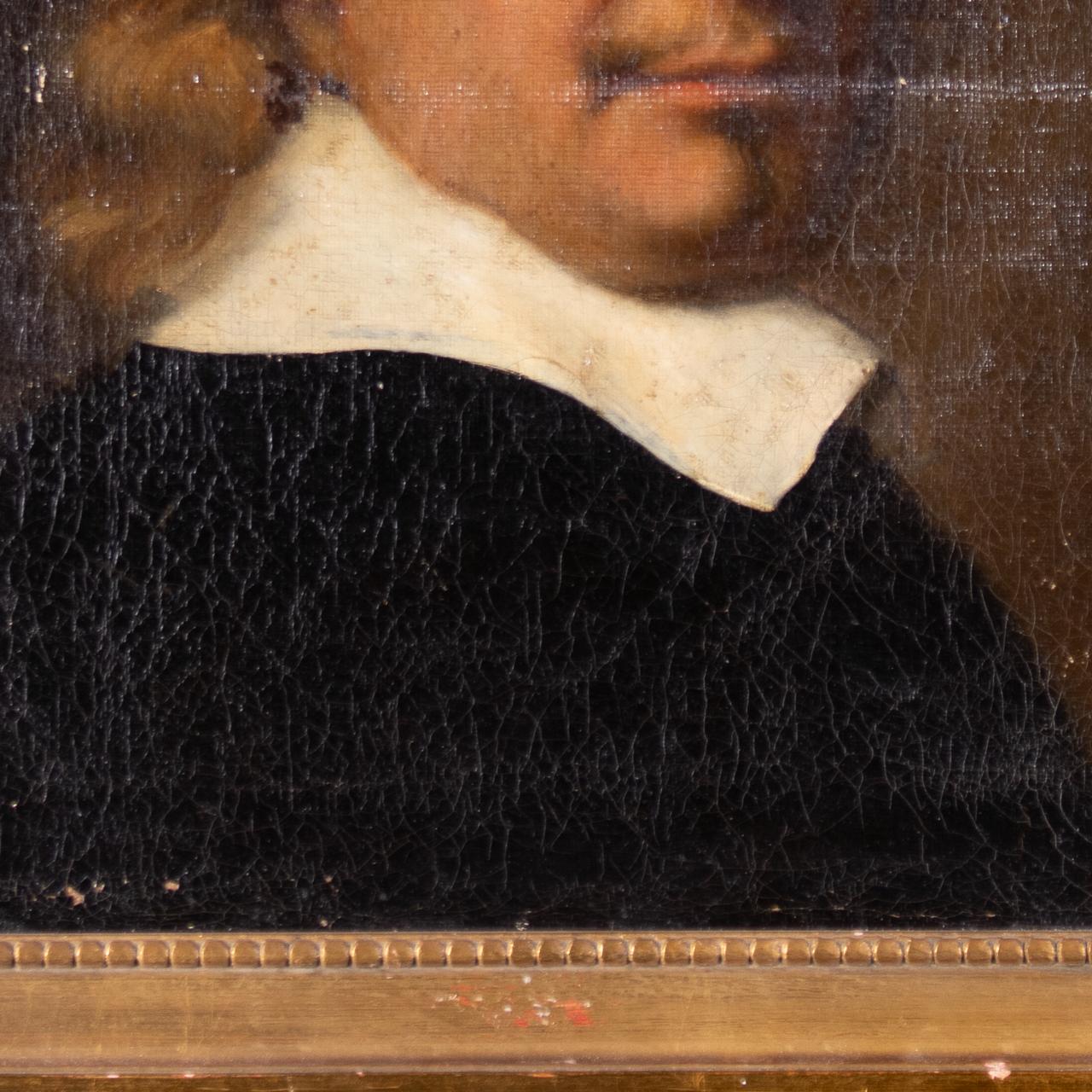 XVII Old Master Portrait - Cardinal - Image 12 of 12