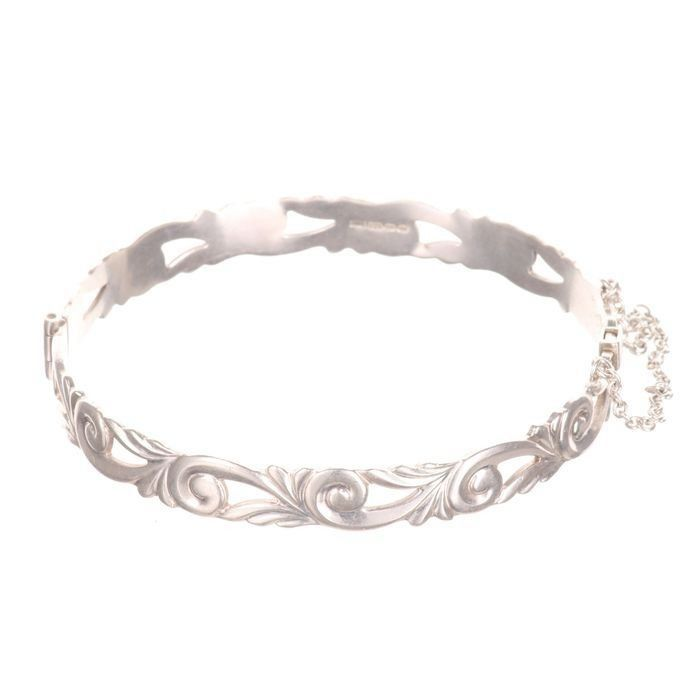 Silver Bracelet - Image 4 of 5
