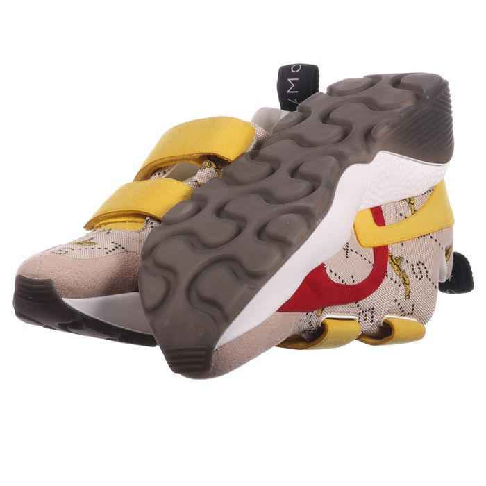 """Stella McCartney - Eclypse Yellow Submarine - Beatles """"All Together Now"""" Collection - Sneakers - Siz - Image 5 of 9"""
