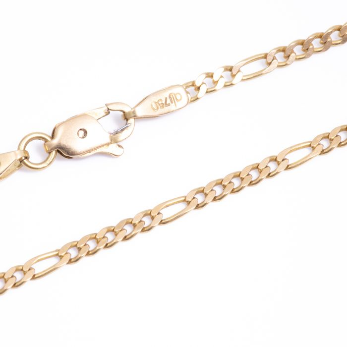 18ct Gold Necklace - Image 4 of 6