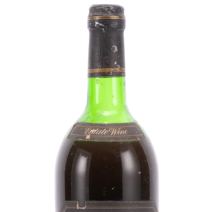 Meerlust 1982 Wine - Cabernet Sauvignon - 1 Bottle (0.75L) - Image 5 of 5