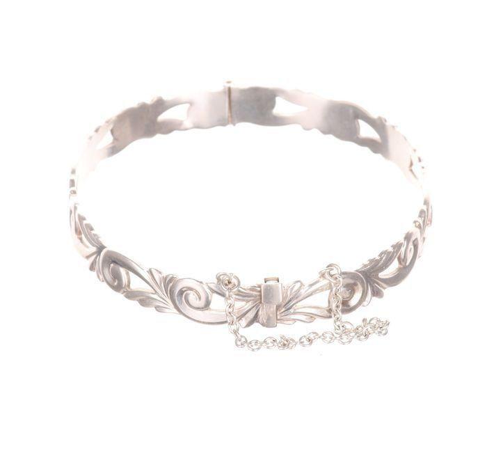 Silver Bracelet - Image 2 of 5