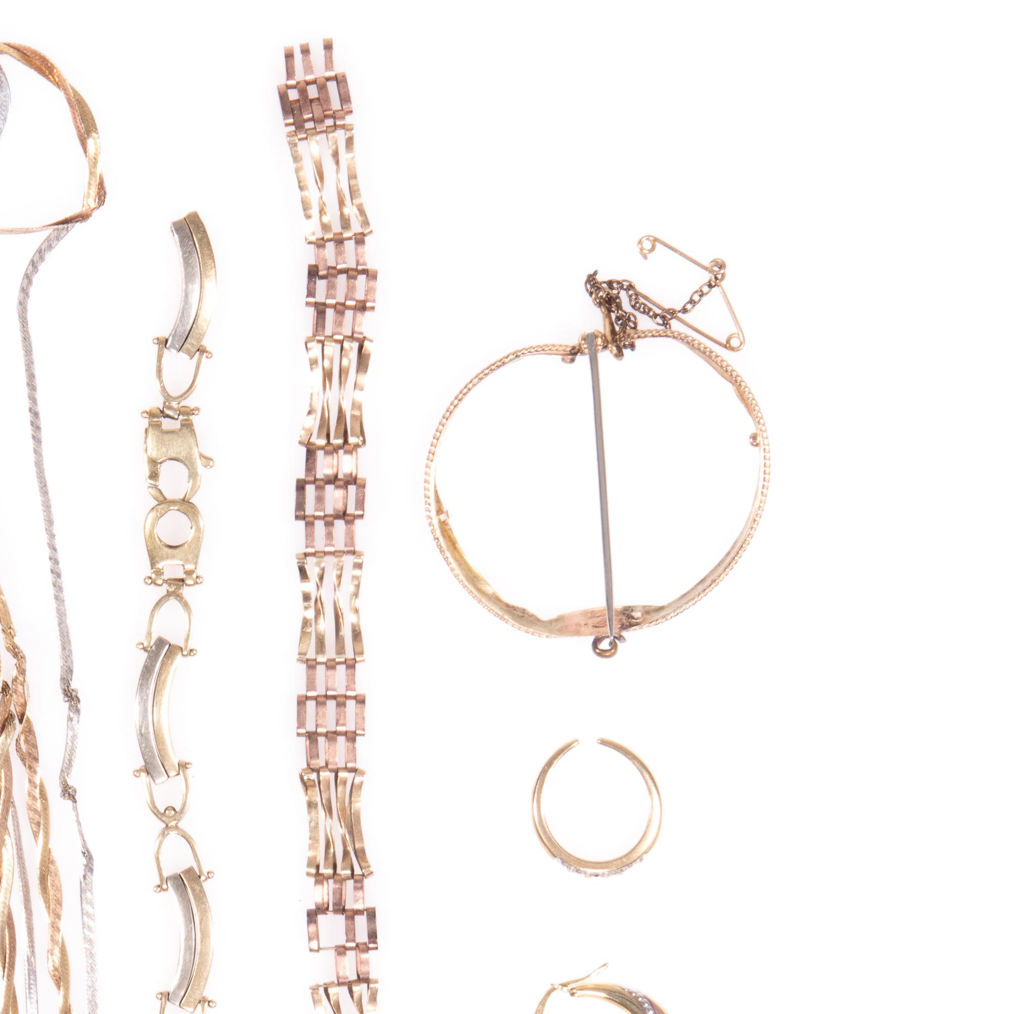 26 grams Scrap Gold Jewellery - Image 6 of 6
