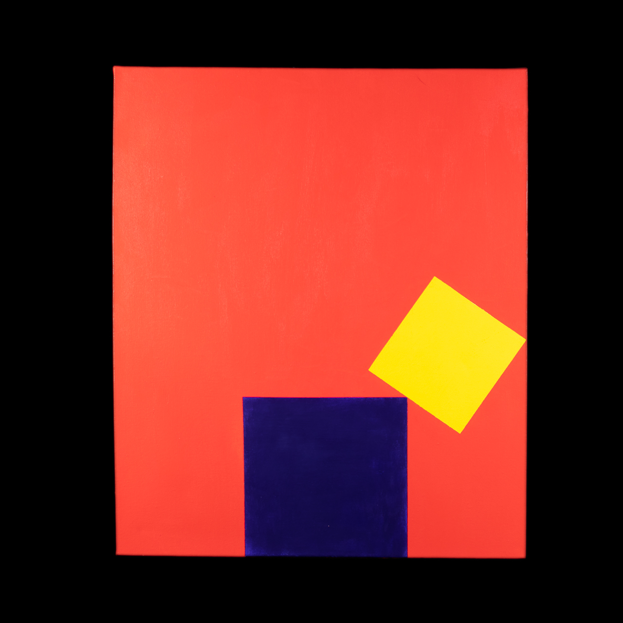Pair of Contemporary Abstract Paintings Jacob Lloyds - Image 2 of 13