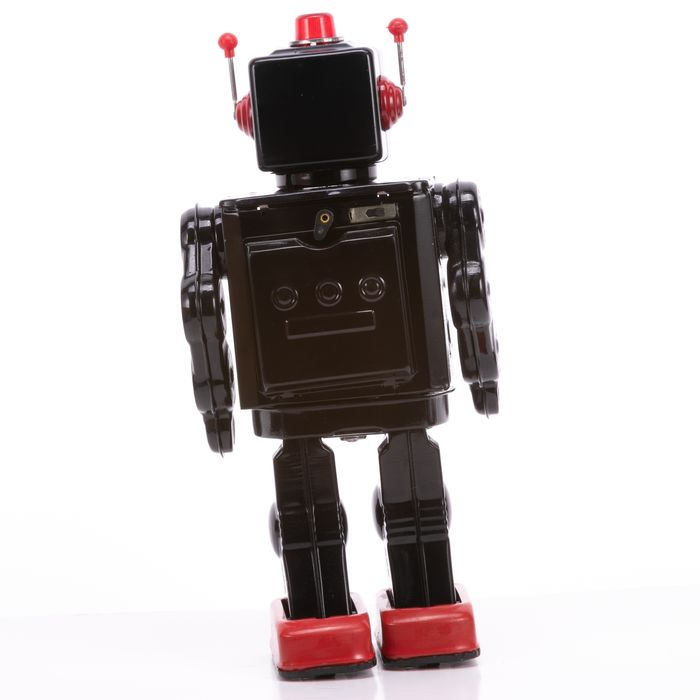 Battery Operated Tinplate Space Robot - Image 5 of 7