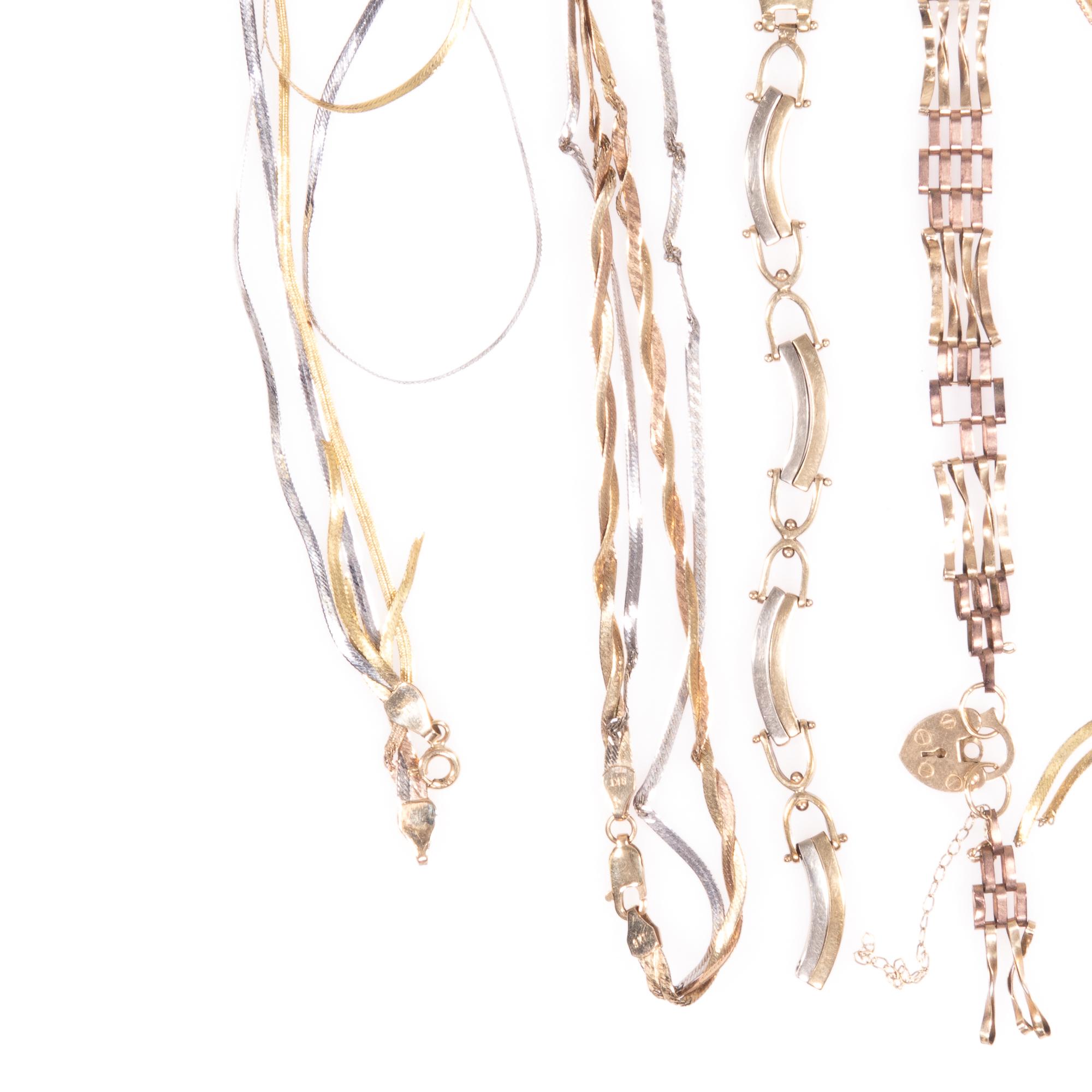 26 grams Scrap Gold Jewellery - Image 5 of 6