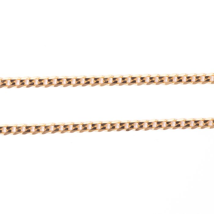 9ct Gold Necklace - Image 3 of 4