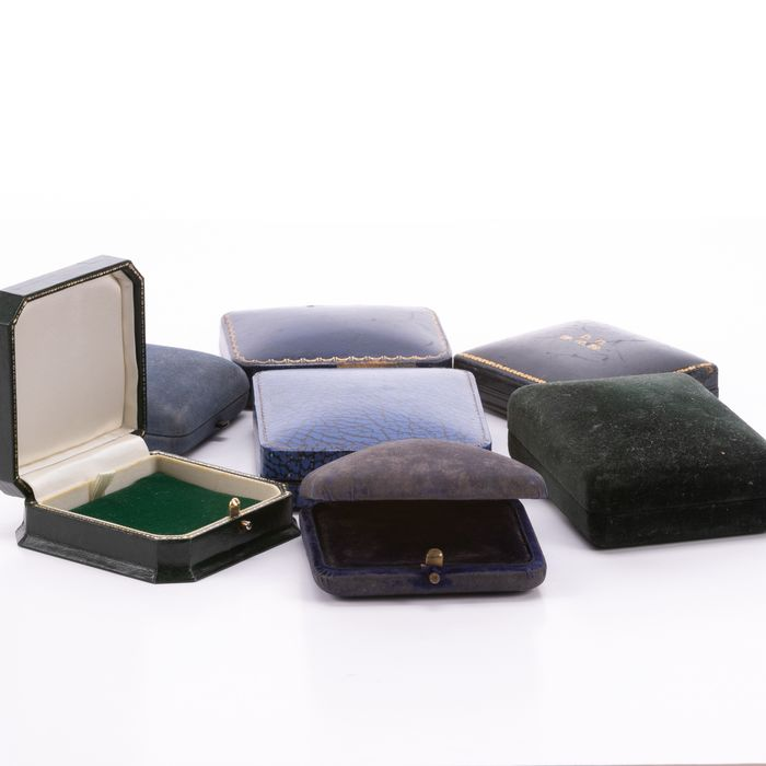 Antique & Vintage Jewellery Boxes - Image 4 of 8
